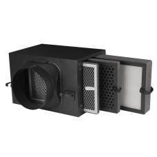 小型雷雕機煙塵空氣淨化器