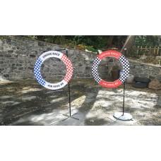89CM單環穿越環(含立柱)