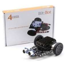 BitBot自走車套件(含超音波感測器)