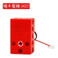 積木減速電機A02