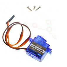 Micro:bit 專用360度3V連續旋轉舵機(伺服馬達)