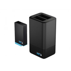 GoPro MAX專用雙電池充電器+電池
