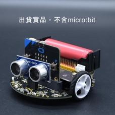 MoonCar 登月小車18650版