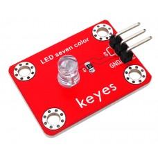 KEYES 七彩自動閃爍LED模組