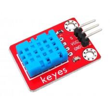 KEYES DHT11溫濕度感測器