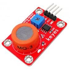 KEYES MQ-3酒精感測器