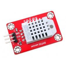 KEYES DHT22溫濕度感測器