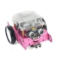 Makeblock mBot輪型機器人V1.1 (粉紅色藍牙版)