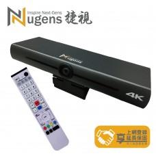 Nugens VCM200 4K智能AI USB直播視訊攝影機